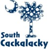Buy Blue Polka Dots South Cackalacky T-Shirts, Apparel, and Gifts